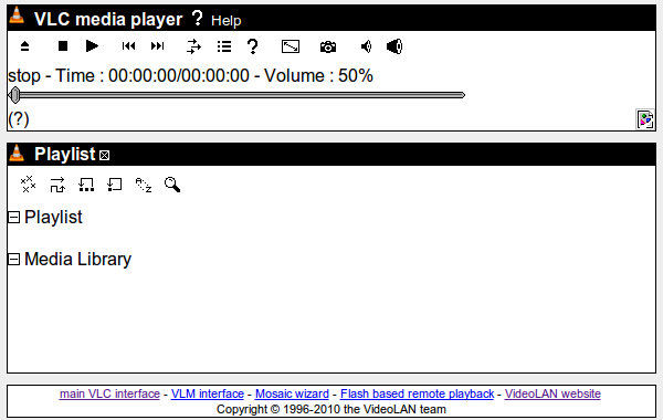 Working with VLC Media Player – Part 2 of 2 « Super User Blog